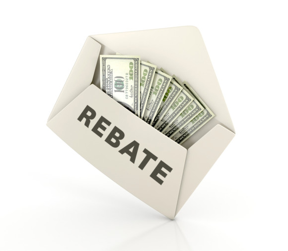 Are You Receiving All Possible Rebates for Your Projects?